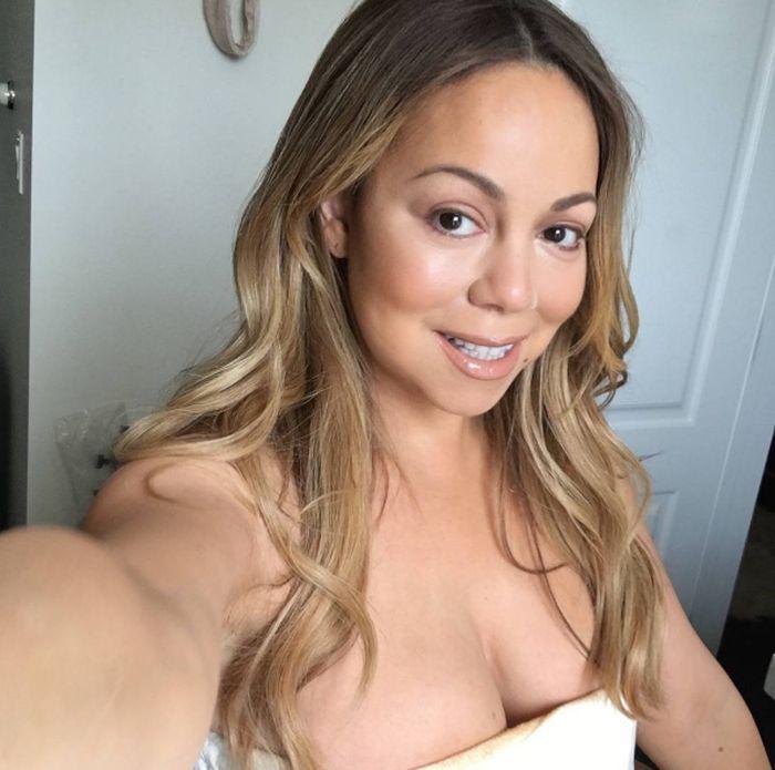 Fotografia zilei: Mariah Carey și Nick Cannon - o familie reîntregită