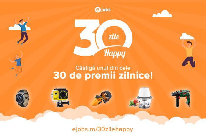 (P) 30 de Zile Happy - Accepți provocarea?