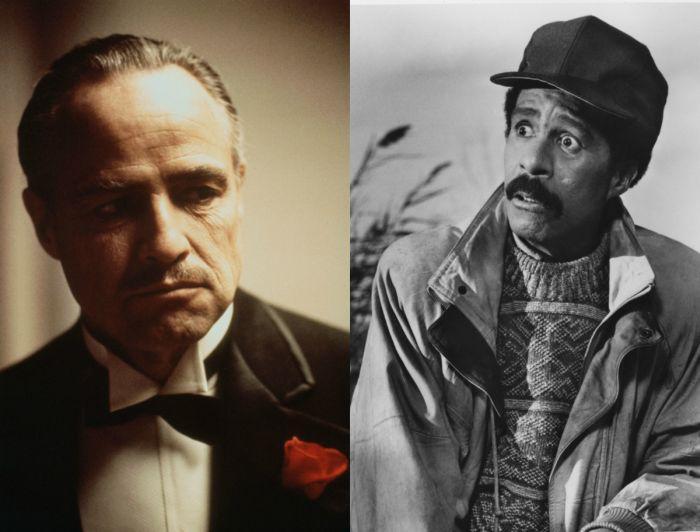 Marlon Brando și Richard Pryor au fost iubiți