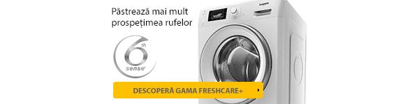 (P) De acum beneficiaza de pana la 6 ani garantie pentru produsele incorporabile Whirlpool din promotie
