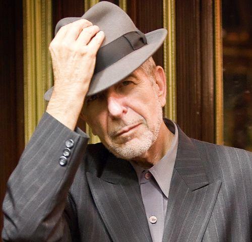Leonard Cohen - Cine-i poetul de la microfon?